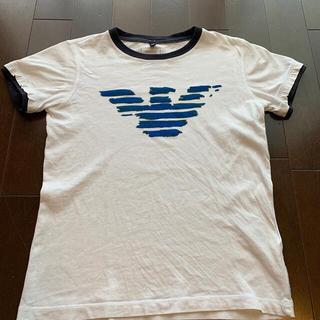 アルマーニ ジュニア(ARMANI JUNIOR)のアルマーニジュニア8ATシャツ(Tシャツ/カットソー)