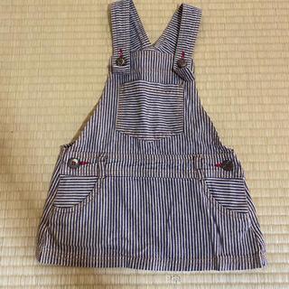ニシマツヤ(西松屋)の西松屋 ジャンパースカート 95cm(スカート)