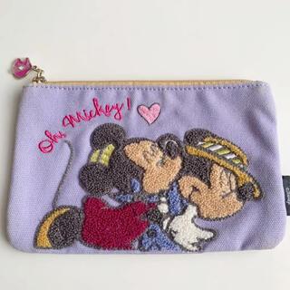 ディズニー(Disney)のミッキー ミニー ポーチ(ポーチ)