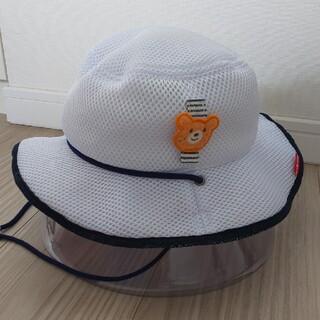 HOT BISCUITS - (新品)ホットビスケッツメッシュ帽子(52センチ)