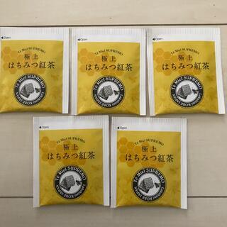 ラクシュミー 極上はちみつ紅茶 5袋(茶)