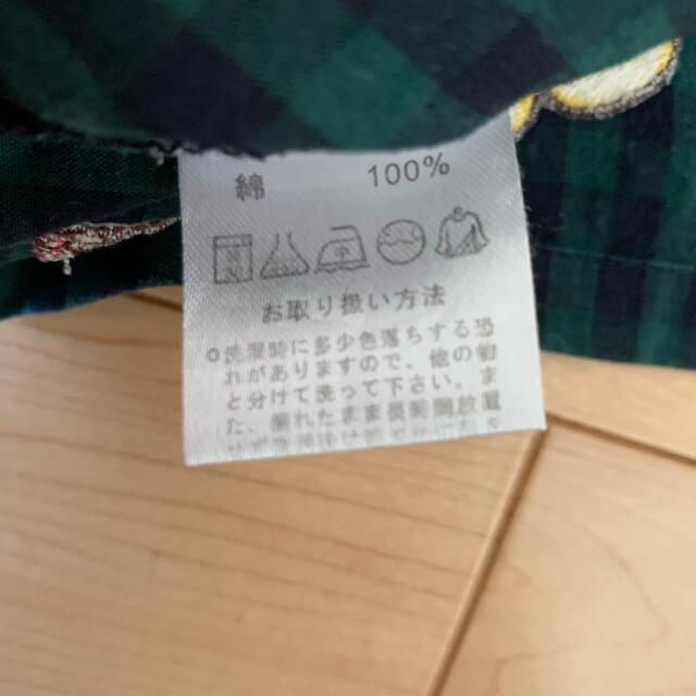 アンパンマン(アンパンマン)の☆アンパンマンキッズコレクション☆ノースリーブワンピース100cm キッズ/ベビー/マタニティのキッズ服女の子用(90cm~)(ワンピース)の商品写真