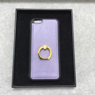 【新品】iPhone6/6sケース スマホリング付ケース