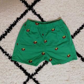 HYSTERIC MINI - ローリング刺繍パンツ