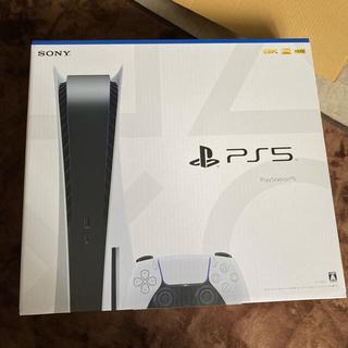 ソニー(SONY)のSONY PlayStation5 通常版 新品未使用(家庭用ゲーム機本体)