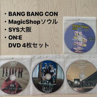 防弾少年団(BTS) - BTS DVD ONE バンバンコン SYS 大阪 マジショ MagicShop
