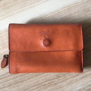 IL BISONTE - イルビゾンテ  折財布