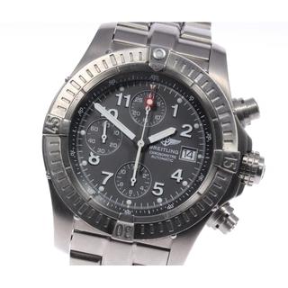 ブライトリング(BREITLING)のブライトリング クロノアベンジャー デイト E13360 メンズ 【中古】(腕時計(アナログ))