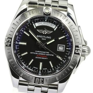 ブライトリング(BREITLING)のブライトリング ギャラクティック44 A45320 メンズ 【中古】(腕時計(アナログ))