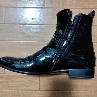 Saint Laurent - Saint Laurent Paris ブーツ 黒/42 1/2(27.5cm位