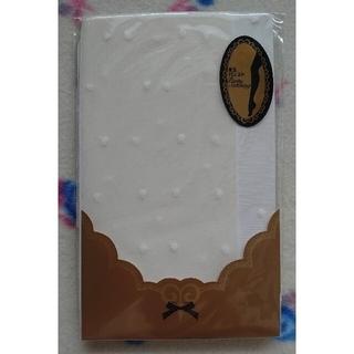 チュチュアンナ(tutuanna)の新品未開封 tutuanna 水玉パンスト MELROSE 30デニール タイツ(タイツ/ストッキング)