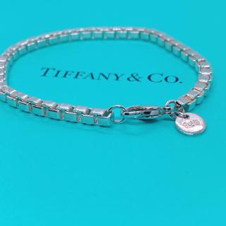 Tiffany & Co. - Tiffany & Co. ティファニーブレスレット ベネチアン シルバー