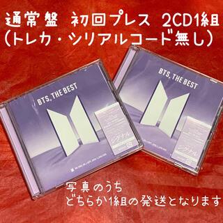 防弾少年団(BTS) - BTS THE BEST 通常盤 初回プレス CDのみ