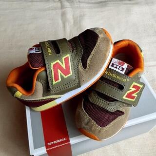 New Balance - ニューバランス996☆16cm