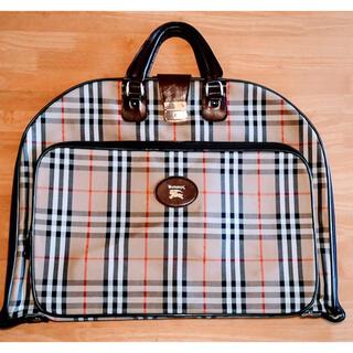 BURBERRY - バーバリー Burberrys ガーメントスーツケース バッグ