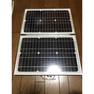 ソーラーパネル 30W  新品