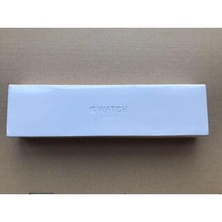 Apple Watch6 44mm(GPS+cellular)レッド