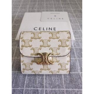 celine - ♥美品さいふ CELINE✨ セリーヌ  折り財布 コインケース レディース