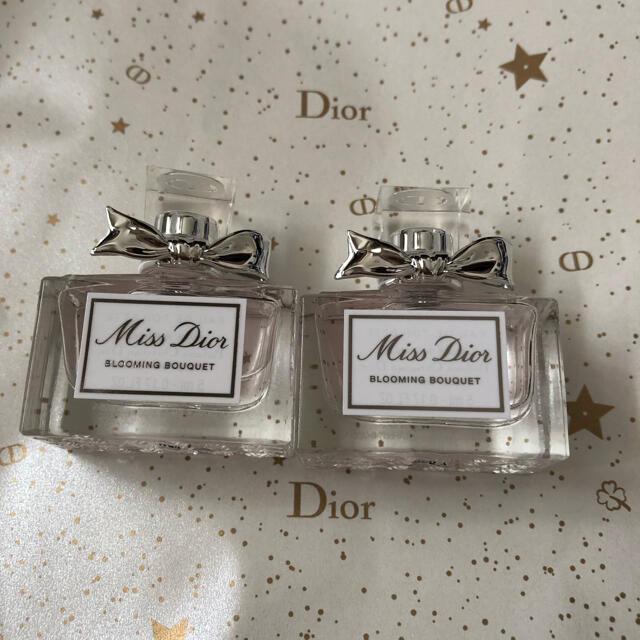 Dior(ディオール)の新品 ディオール ミスディオール ブルーミングブーケ 香水 ミニ コスメ/美容の香水(香水(女性用))の商品写真