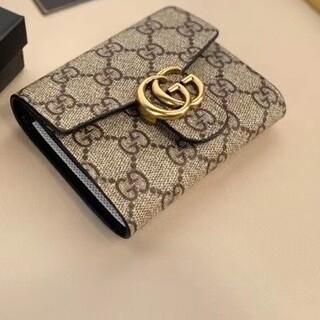 グッチ(Gucci)のGU.CCI グ.ッチ レディース 折り財布(その他)