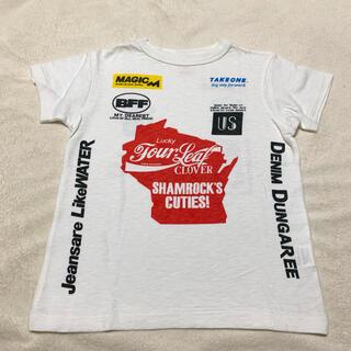 デニムダンガリー(DENIM DUNGAREE)の新品 デニム&ダンガリー   Tシャツ 130(Tシャツ/カットソー)