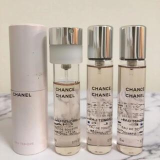 シャネル(CHANEL)のシャネル チャンス オータンドゥル   本体&リフィル   (香水(女性用))