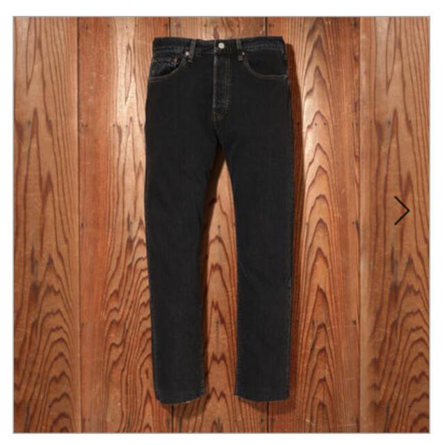 Levi's(リーバイス)の1984モデル 501 JEANS BLACK LIGHTS  メンズのパンツ(デニム/ジーンズ)の商品写真