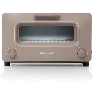 バルミューダ(BALMUDA)のバルミューダ トースター BALMUDA K01E-CW ショコラ(調理機器)