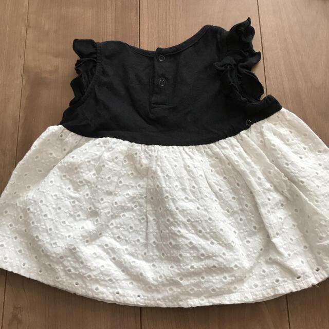 petit main(プティマイン)の美品♡プティマイン キッズ/ベビー/マタニティのキッズ服女の子用(90cm~)(Tシャツ/カットソー)の商品写真