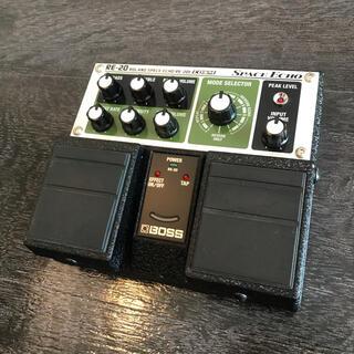 ボス(BOSS)のBOSS RE-20 ギター用エフェクター テープエコー(エフェクター)