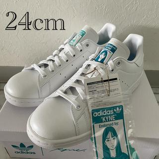 adidas - アディダス スタンスミス KYNE/ Stan smith KYNE 24cm