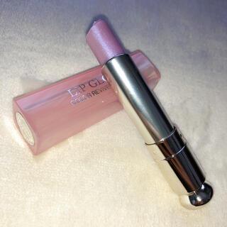 ディオール(Dior)のディオール アディクト リップ グロウ 009 ホロ パープル 限定色(口紅)
