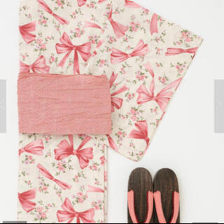 Maison de FLEUR - メゾンドフルール 浴衣 Maison de FLEUR 2020