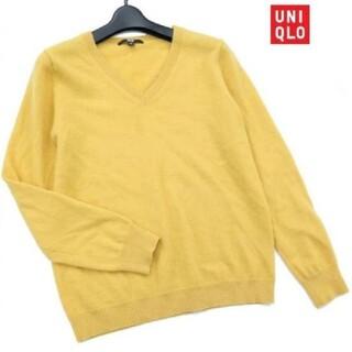 UNIQLO - ユニクロ カシミヤセーター M