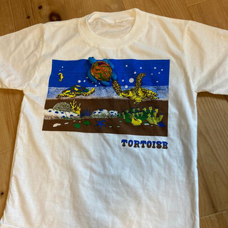 ファミリア(familiar)の美品✨  TORTOISE  Tシャツ (Tシャツ/カットソー)