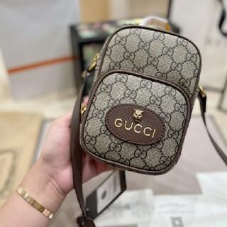 グッチ(Gucci)のGU.CCI  グッ.チ  mini  レディース ショルダーバッグ(その他)