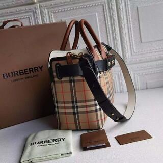BURBERRY - 極美品🎊バーバリートートバッグ