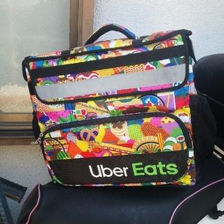 ウーバーイーツ バッグ メラニーモデル バッグパック アーティストモデル