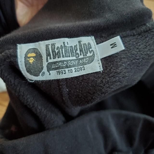 A BATHING APE(アベイシングエイプ)のA BATHING APE スウェットパンツ ズボン 最終値 メンズのパンツ(その他)の商品写真