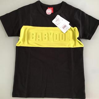 BABYDOLL - ベビードール ビッグロゴTシャ140 新品未使用