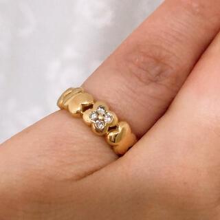 PonteVecchio - K18 ポンテヴェキオ指輪