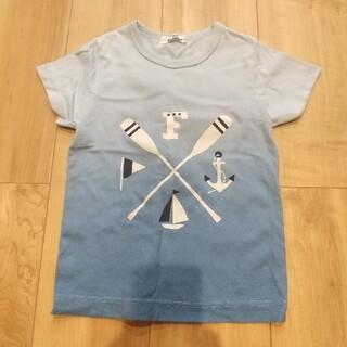 ファミリア(familiar)のfamiliar オールプリントTシャツ 男の子 110(Tシャツ/カットソー)