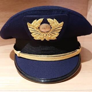 エーエヌエー(ゼンニッポンクウユ)(ANA(全日本空輸))のANA  全日空  副操縦士  コ・パイロット  制帽(航空機)