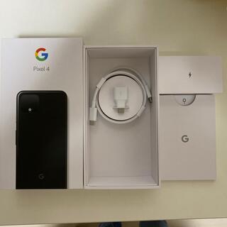 Google Pixel - pixel4 JustBlack 128GB