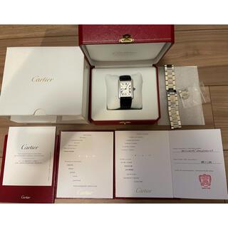 Cartier - クーポン配布中のみ カルティエ タンクソロXL 正規品