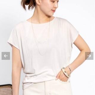 IENA - イエナ♡RY/PEニュアンスフレンチTシャツ