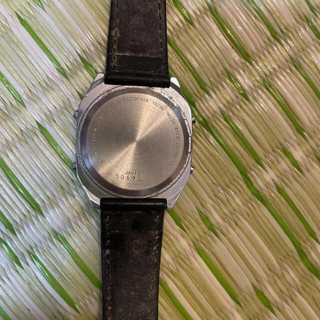 ALBA(アルバ)のSEIKO ALBA 腕時計 メンズの時計(腕時計(デジタル))の商品写真