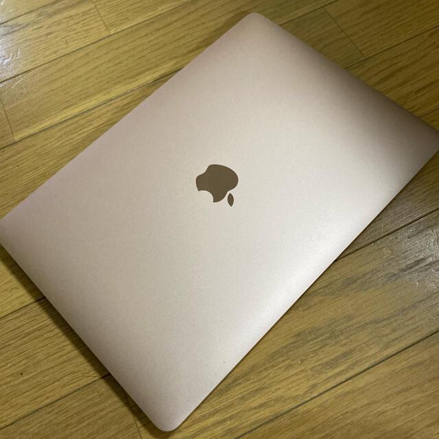 Mac (Apple)(マック)のMacBook Air M1チップ Apple整備済み製品 スマホ/家電/カメラのPC/タブレット(ノートPC)の商品写真