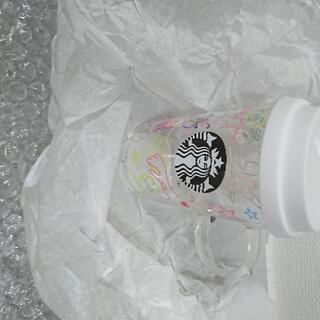 Starbucks Coffee - スターバックス☆Starbucks ☆グラスマグカップ☆新品