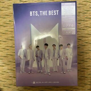 防弾少年団(BTS) - BTS, THE BEST (初回限定盤A 2CD+Blu-ray)